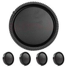 5 יח\חבילה חדש אחורי עדשה שווי כיסוי עבור Sony E mount עדשת כובע NEX NEX 5 NEX 3