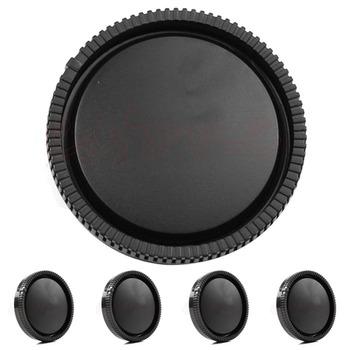 5 sztuk partia nowy tylna pokrywa obiektywu etui na sony E-mocowanie obiektywu Cap NEX NEX-5 NEX-3 tanie i dobre opinie OOTDTY Sony Minolta other