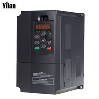 380v 7.5kw VFD Variable Frequency Drive Inverter / VFD 3HP Input 3HP Output CNC spindle Driver spindle speed control