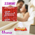Adult Large Size Condoms 10pcs 50pcs 100pcs Natural Latex Smooth Lubricated Condom Contraception Sex Toys for Men Penis Sleeve