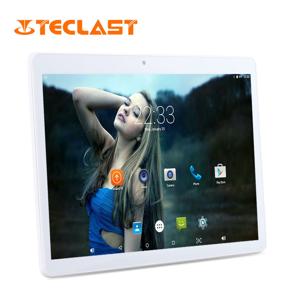 Teclast 10.1 inch tablets pad IPS Touch Screen 1GB RAM 16GB ROM Quad Core GPS tablet 10.1 android 6.0 phone tablet for Kids teclast p89s mini 7 9 ips android 4 2 2 dual core tablet pc w 1gb ram 16gb rom white