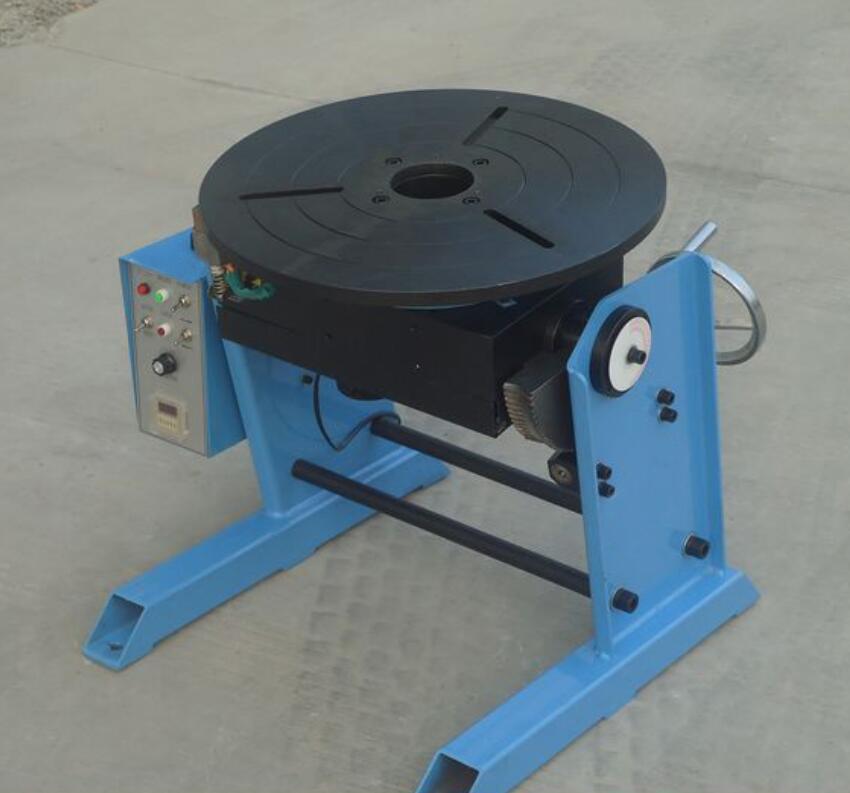 300kg welding positioner HD-300 /welding table/turn table цены
