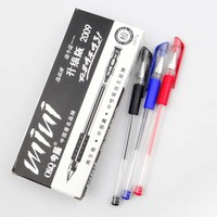 DHL 1728pcs Set 144boxes Wholesale Gel Pen Office Supplies Neutral Pen Pen Pen 0 5mm Stationery