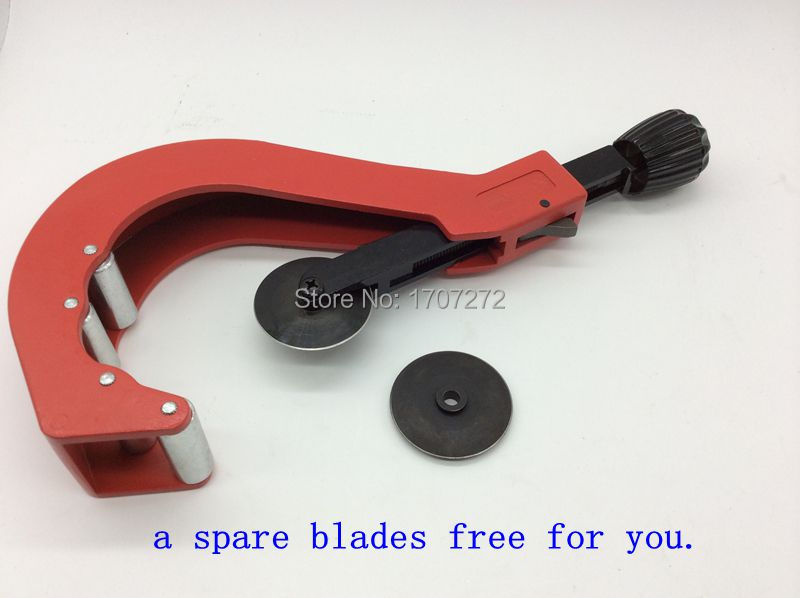 купить Free Shipping DN 50-120mm PVC pipe cutters, trunking dual-purpose scissors,attach a knife,also for PPR pipe, composite pipe недорого