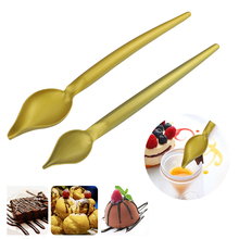 Kitchen accessories Multi-use Deco Spoon dessert cake decorating baking pastry tools Precision Chef Culinary Drawing Spoons