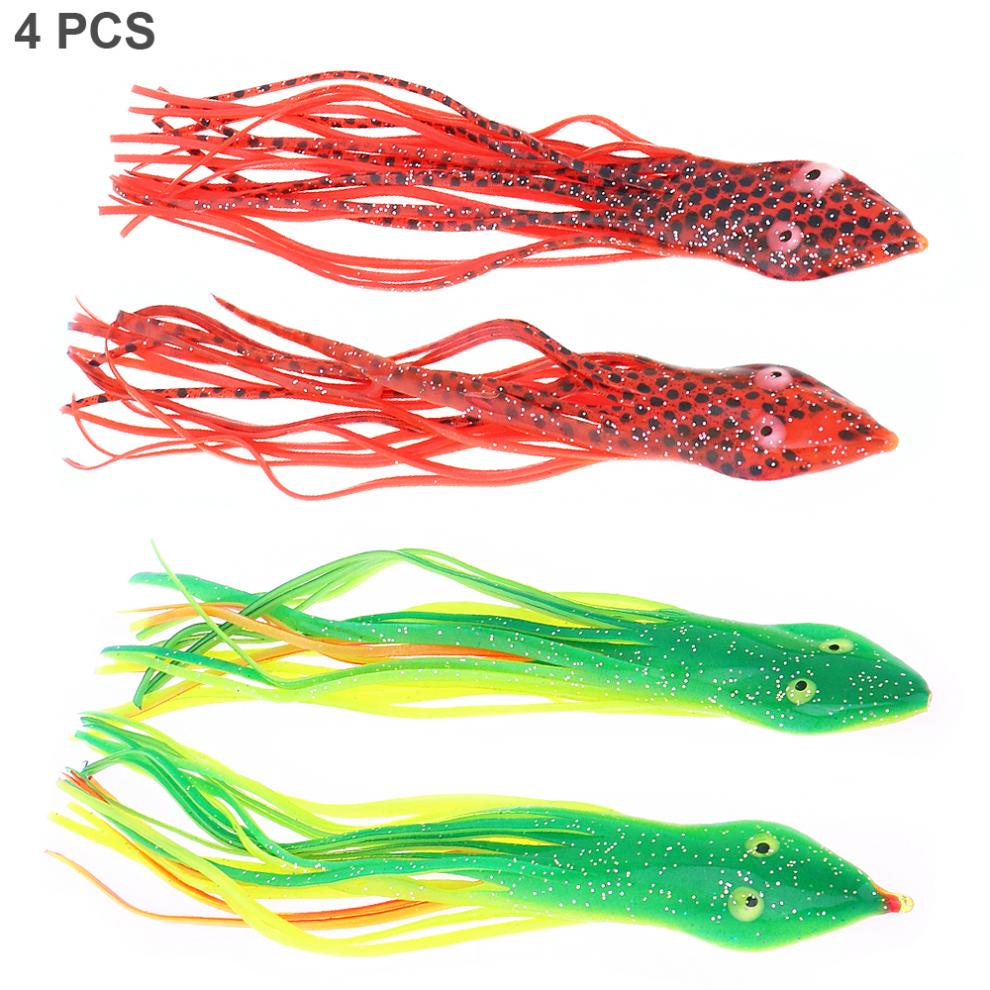 Storm So-Run Joker Shad Twin-action // soft baits 4pcs 12,5cm 7g