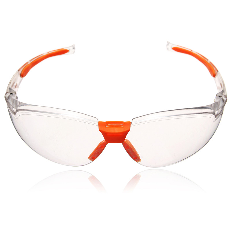 High Quality PC Eye Protector Safety Glasses Labor Sand-proof Striking Resistant Dustproof Security Hot Sale
