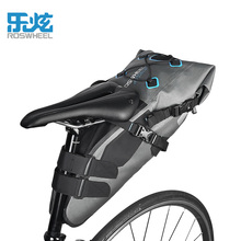 ROSWHEEL 2018 ATTACK SERIES 2 generation bicycle saddle bag bike accessories cycling bags 7-9L capacity full waterproof