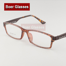 Rectangle full rim frame/ light weight/ flex eyeglases/ Rxable eyewear/ Mens glasses/ TR90 with metal/ CAMBRIDGE 5006