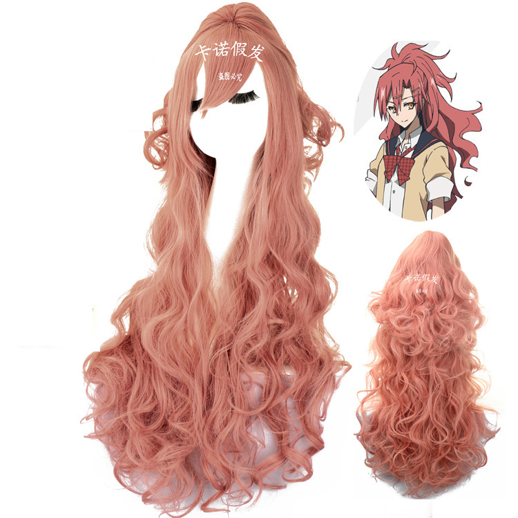 Top quality akuma-riddle hair accessories synthetic hair jewelry for the red dog cosplay wigs