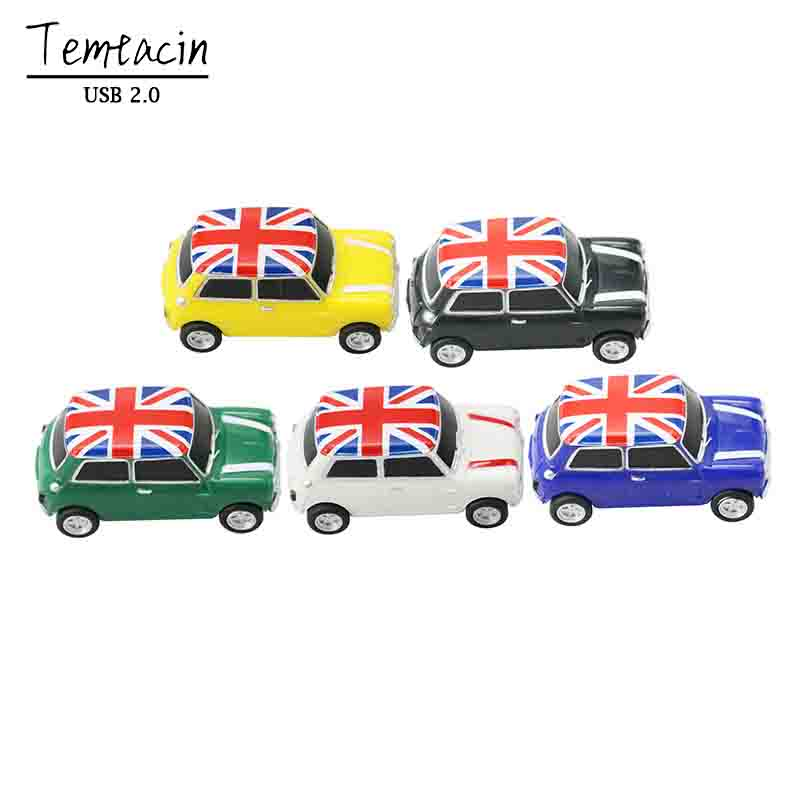Pen Drive 32GB 64GB Beetle Car Cars Model USB Memory USB Flash Drive Stick Pen Drive 4GB 8GB 16GB PenDrive USB Drive ...