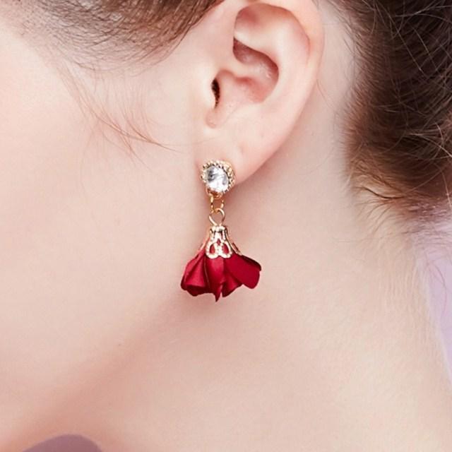 Crystal Drop Earrings For Women 5