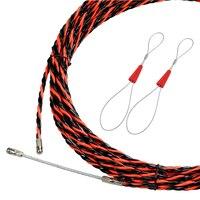 Dispositivo de roscado de electricista  5/10/15/20/25/30/50 M  enhebrador de cables eléctricos  extractor de cables  herramienta MANUAL de construcción de redes de plomo|Juegos de herramientas manuales| |  -