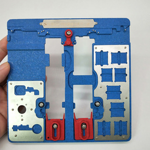 Image 5 - 12 ב 1 MIJING A22 + האם תיקון מתקן PCB לנענע בעל לוח עבור iPhone 5S/6/6 s/6SP/7/7 P/8/8 P/XR תחזוקה פלטפורמה