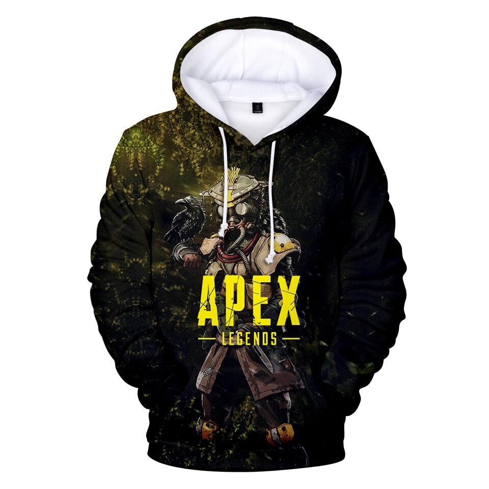 3D Printed Apex Legends Game Hoodies 11