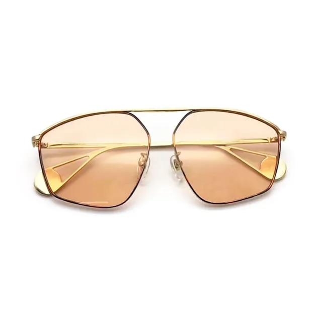 Goggle Sunglasses Women Vintage 2019 Fashion High Quality Shades UV400 Brand Glasses Designer Eyewear