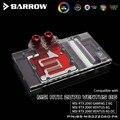 Кулер для воды Barrow GPU для MSI RTX 2070 Ventus 8G/RTX 2060 Gaming Z Ventus 6G Full Cover Graphics Card