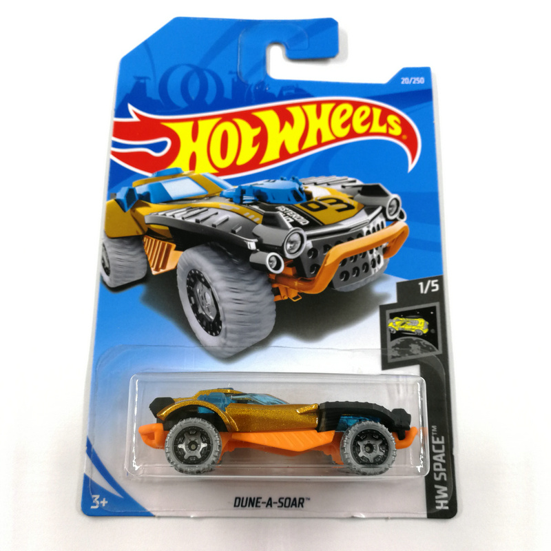 Hot Wheels 1:64 Sport Car 2019 Set Metal Material Body Race Car Collection  Alloy Car Gift For Kid NO 1-42