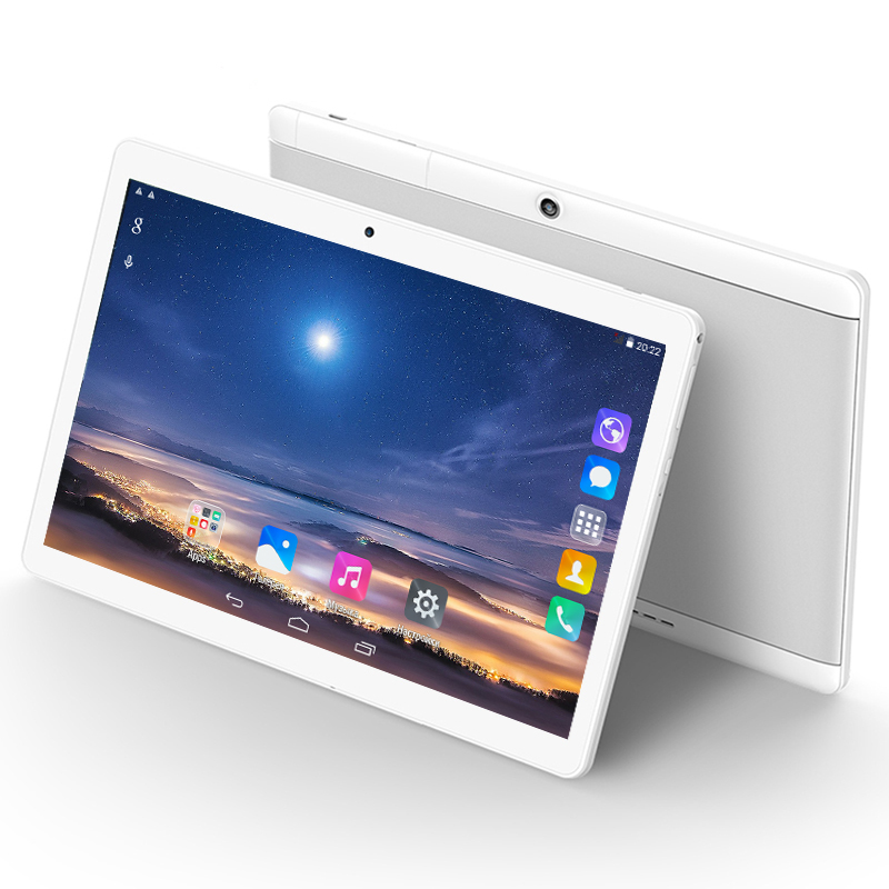 Original 10.1 inch S109 Android 7.0 3G mobile phone tablet Octa Core RAM 4GB ROM 32GB Wi-Fi GPS tablet IPS dual SIM card Google ampe a91 3g 9 dual core android 4 2 tablet pc w 8gb rom gps wi fi bluetooth golden white