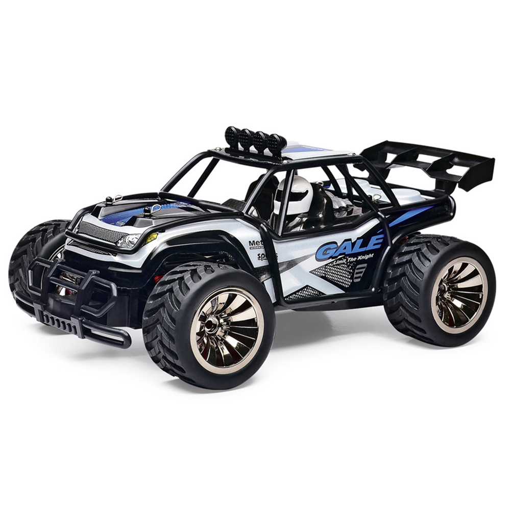 Adultes antichoc anti-dérapant anniversaire hors route enfants camion course jouet cadeau voiture RC sans fil passe-temps haute vitesse USB Rechargeable