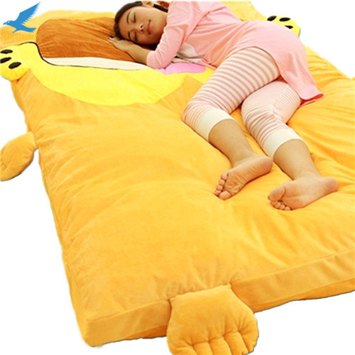 Fancytrader  Anime Garfield Beanbag Soft Giant Plush Cat Bed Carpet Tatami Sofa Sleeping Bed Nice Gift FT90904 (4)