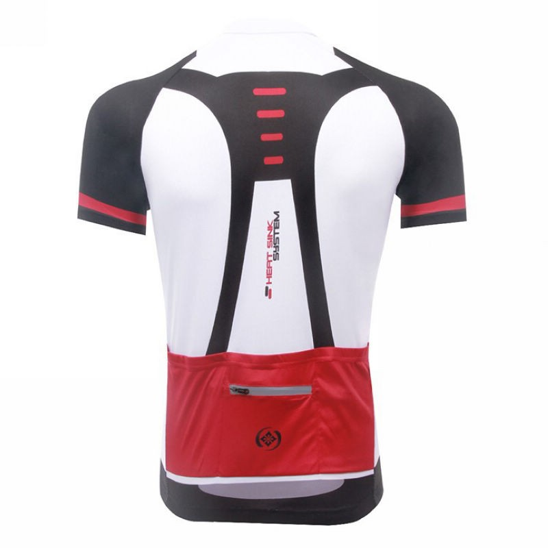 New XINTOWN Men Team Bicycle Cycling Jersey Clothing mtb Garment Clothes  White Black Red Bike Top Shirts Breathable CC0371-in Cycling Jerseys from  Sports ... edada6628