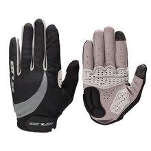 Pantalla táctil guantes GEL Bike guantes de dedo completo Ciclismo bicicleta guante hombres deportes de montaña guantes ciclismo luvas guantes eldiven guant