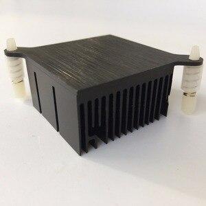 Image 5 - 2 pz/lotto 40x40x20mm Alluminio del Dissipatore di Calore Dissipatore di Calore del radiatore per Chip elettronico HA PORTATO RAM del dispositivo di RAFFREDDAMENTO di raffreddamento