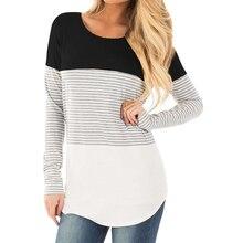 Shirt Maternity-Clothing Blouse Tops Long-Sleeve Plus-Size Fashion Women Spring Dollplus
