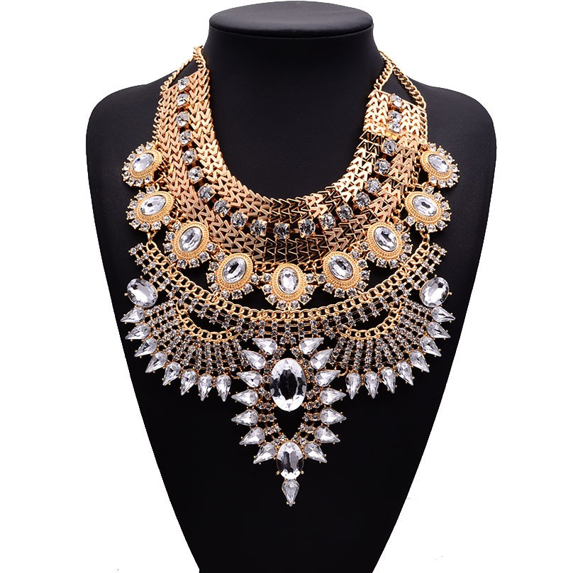 HTB1EWcMaODxK1Rjy1zcq6yGeXXar - Miwens Collar Za Necklaces Pendants Vintage Crystal Maxi Choker Statement Silver Color Collier Necklace Boho Women Jewelry
