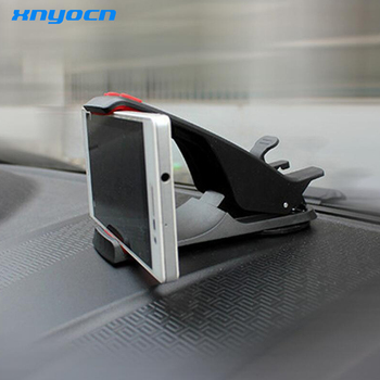 Universal Car Dashboard Phone Holder Mount Cradle Stand Soporte Movil Suporte Celular Carro for Iphone 5s 6 Samsung Galaxy S6 S7