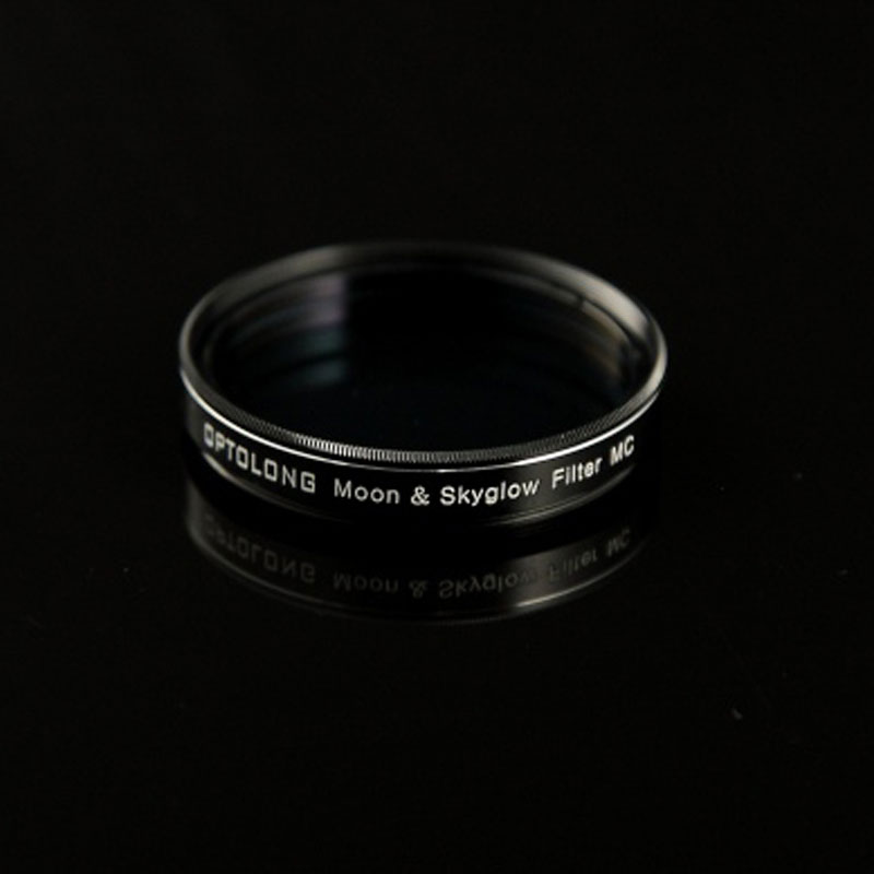 Optolong 2  Moon&Skyglow Filter optolong 1 25 2 cls ccd luminance filter photographic filters for city light suppression