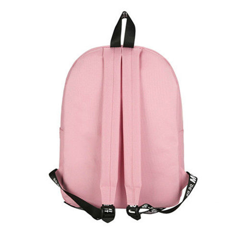 2018 New Style Fashion 3 Pieces Set Women Girls Travel Canvas Rucksack Backpack Tote School Backpacks ciker new preppy style 4pcs set women printing canvas backpacks high quality school bags mochila rucksack fashion travel bags