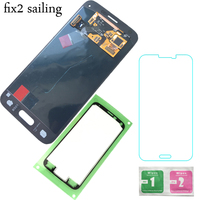 Super AMOLED LCD Display 100 Tested Working Touch Screen Assembly For Samsung Galaxy S5 Mini G800