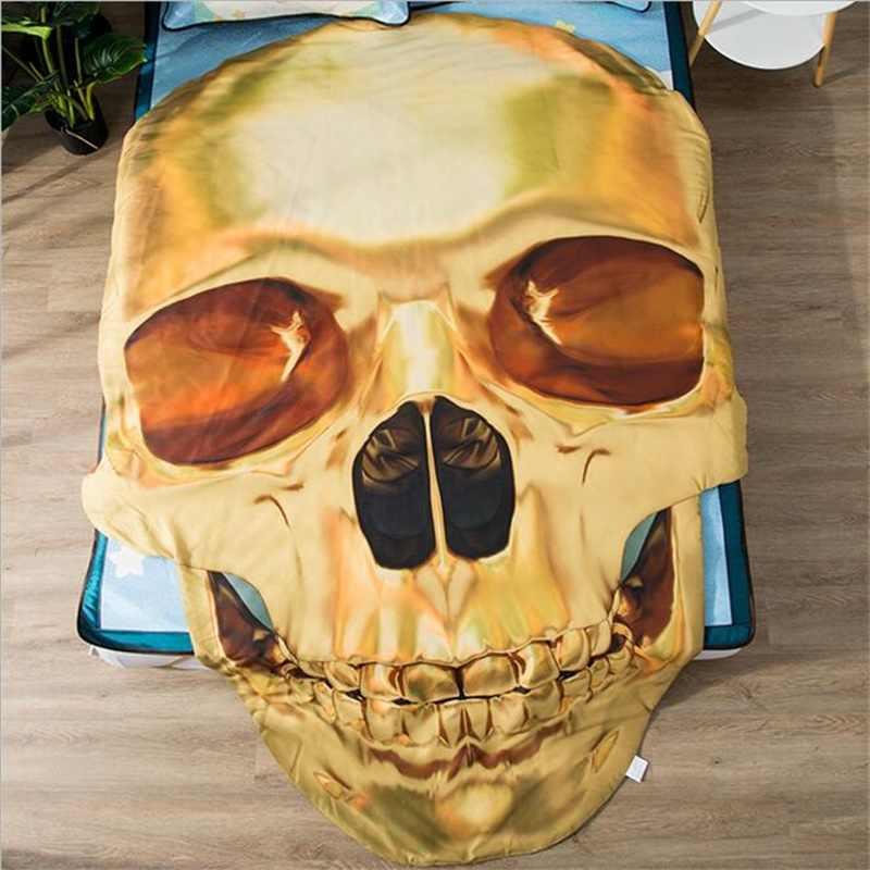 Персональный супер герой Акула череп подростков взрослых нерегулярное летнее одеяло на заказ Печать Одеяло для дивана, односпальная кровать, двуспальная кровать