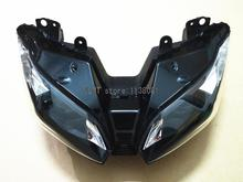 Head Light Headlight fit for KAWASAKI Zx6 r Zx6r 13 14 15 2013 2014 2015