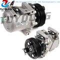 SS121DN1 автоматический компрессор переменного тока для Saab 03 4319752 4382743 4632055 4071890 4318861 4382478 4383600 4759148 автомобильный воздушный насос