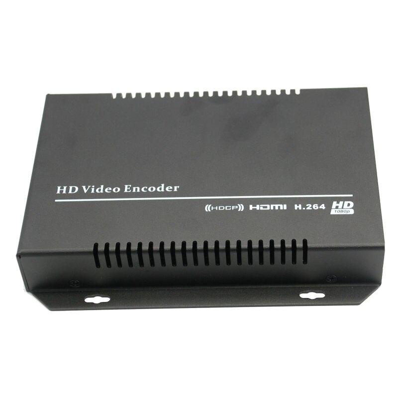 HDMI-IP koder H.264 poslužitelj IPTV RTMP / UDP SDI na IP audio - Kućni audio i video - Foto 4