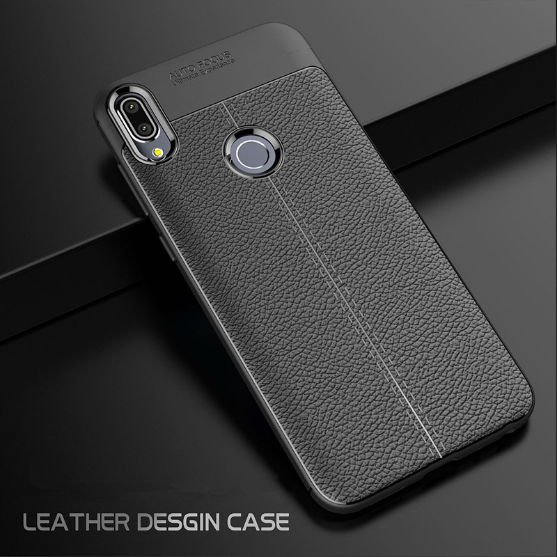 Asus Zenfone Max Pro M2 ZB631KL Case Carbon Fiber TPU Silicone Soft Full Back Cover For Asus Zenfone Max M2 ZB633KL shockproof