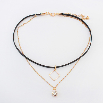 Hot sale wholesale chockers necklace fashion jewelry young people favourite necklace cute free shipping