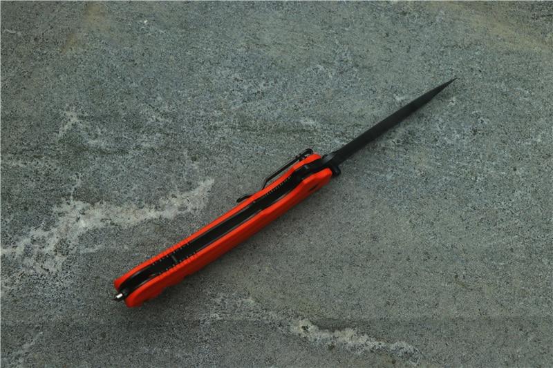 Image 4 - OEM Kershaw 8650 folding knife 8Cr13Mov blade  nylon fiberglass  handle camping hunting fruit knife EDC tool-in Knives from Tools