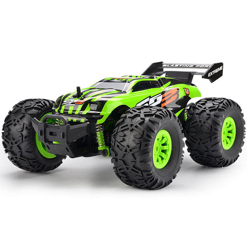 Rc Car 2.4G 1/18 Truck Car Remote Control Toys Controller Model Off-Road Vehicle Truck 15Km/H Radio Control Car Toy Cars image