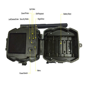 Image 4 - Bolyguard การล่าสัตว์กล้อง 4G TrailCamera SMS Night Vision MMS GPRS IR สีดำ 36MP 1080P HD กับดักความร้อนตัวสร้างภาพ Wildcamera