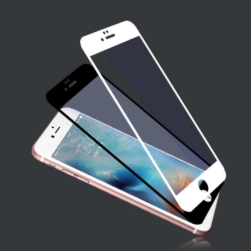 Vidrio templado de protección de pantalla completa para Apple iPhone - Accesorios y repuestos para celulares - foto 3