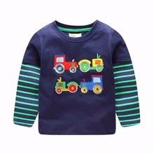 VIDMID font b Baby b font Boy Sweatshirt t shirt Brand Children Autumn Long Sleeve Tops