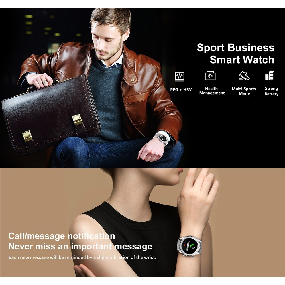 SmartWatch Hommes pour IOS Android DT28
