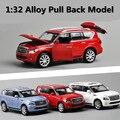 1:32 modelos de automóviles de aleación, alta de impresión modelos de simulación, coches de juguete de metal fundido a presión, el sonido y la luz de vuelta al poder, envío gratis