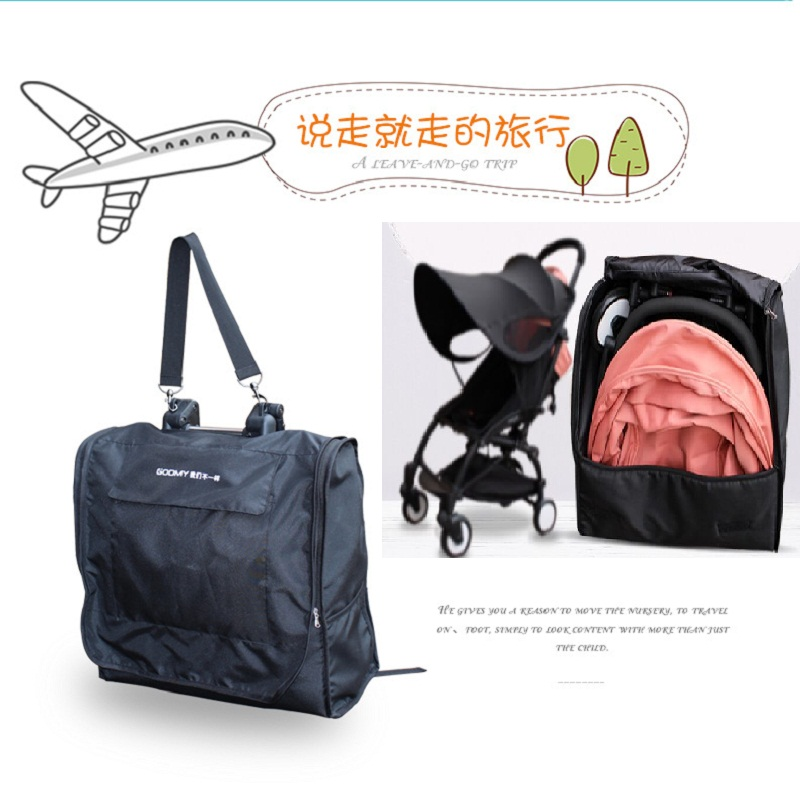 Travel Bag Plane Waterproof Carrying Carry Case Stroller ...
