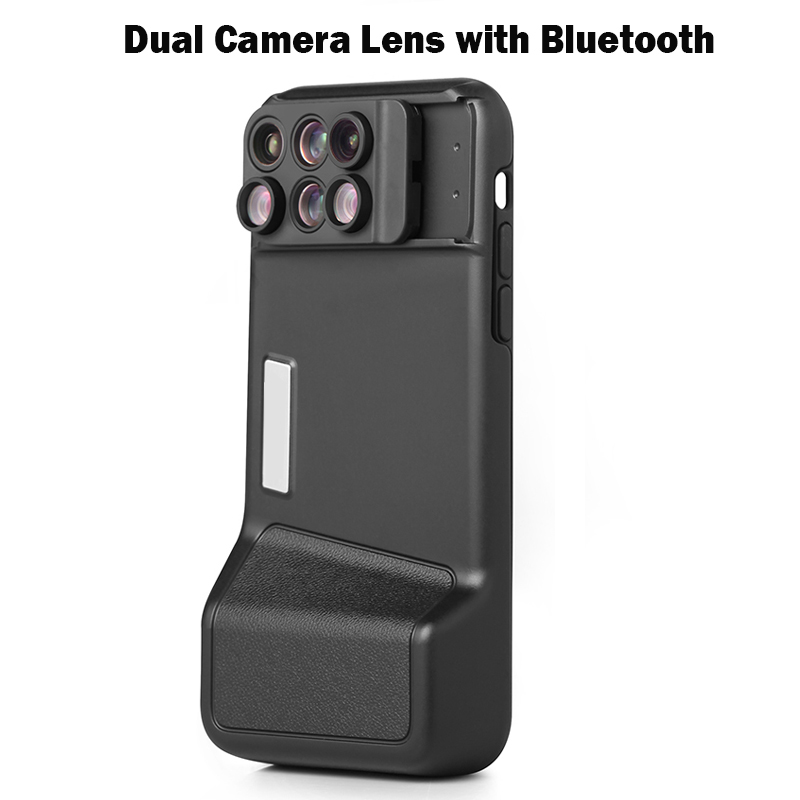 6-in-1-Dual-Camera-Lens-For-iPhone-X-10-10X-20X-Zoom-Macro-Lens-Telescope