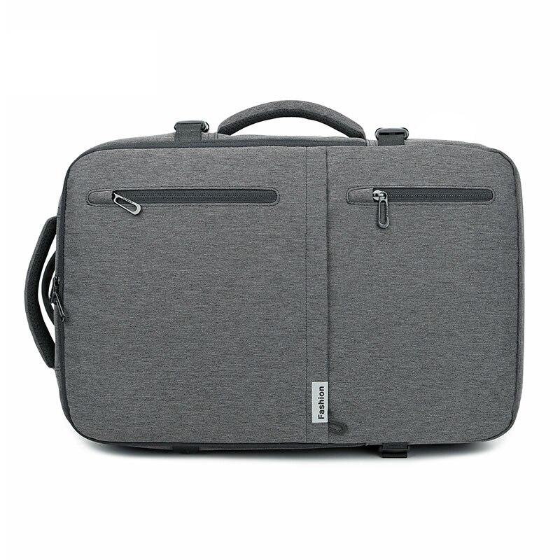 17 ''sac à dos pour ordinateur portable sac de voyage femmes hommes étanche 30L grand sac à dos extérieur Anti-vol mâle femelle extérieur 15.6 retour emballage - 6